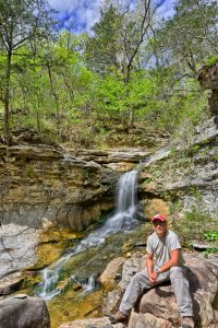Harrison at Broadwater Hollow Falls, AR