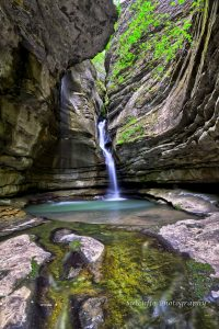 Thunder Canyon Falls, Buffalo National River