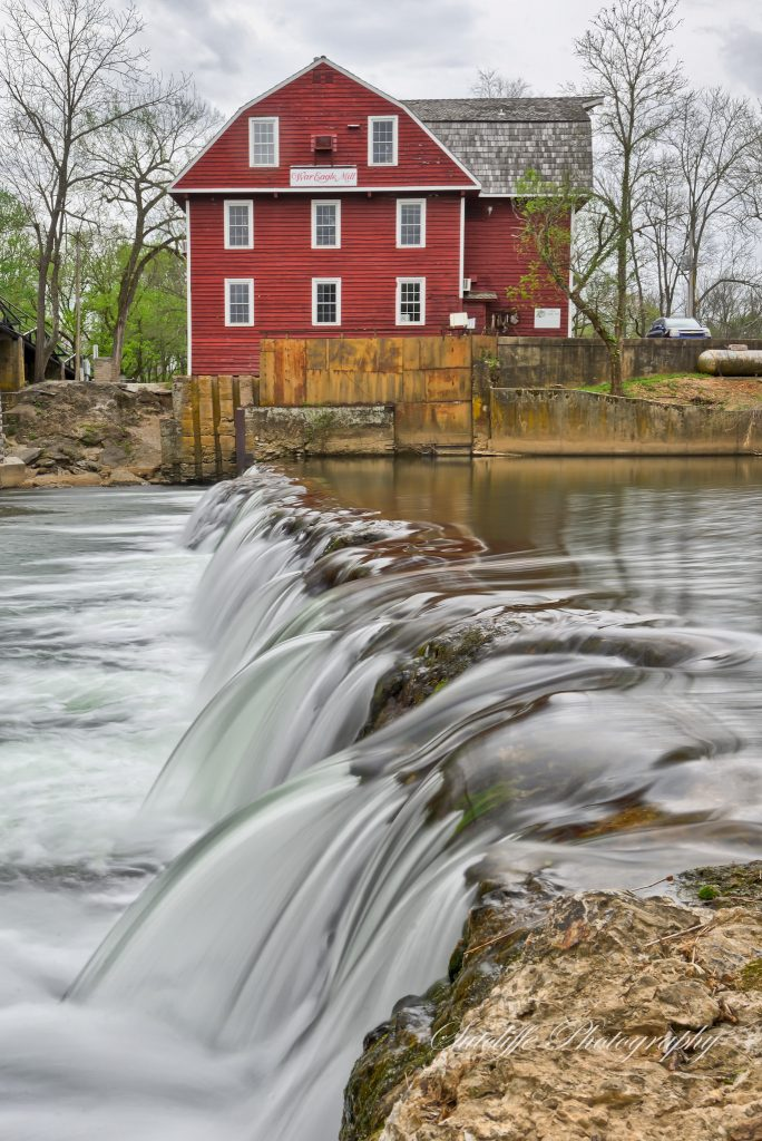 The War Eagle Mill, Rogers, AR