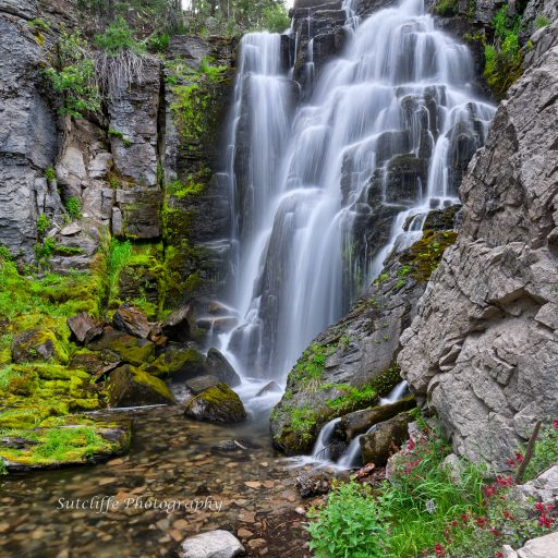 Kings Creek Falls, Lassen Volcanic National Park, CA