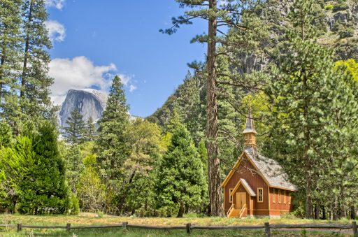 The Yosemite Valley Chapel