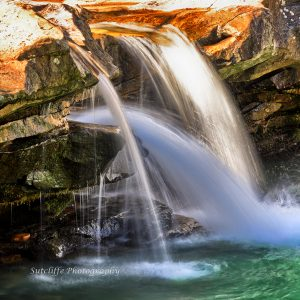 Kings River Falls, Madison County, Arkansas