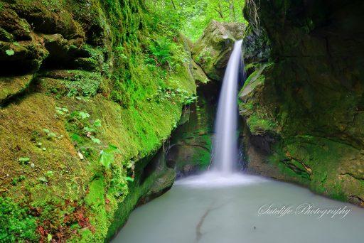 Upper Pack Rat Falls, Ozark National Forest, AR