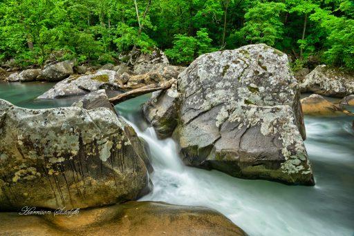Richland Creek - Richland Wilderness, Ozark National Forest, AR
