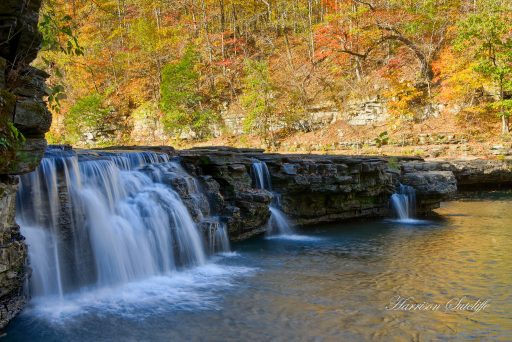 Richland Creek Falls, Richland Creek Wilderness, Ozark National Forest, AR
