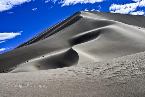 Eureka Dunes - Death Valley NP, CA