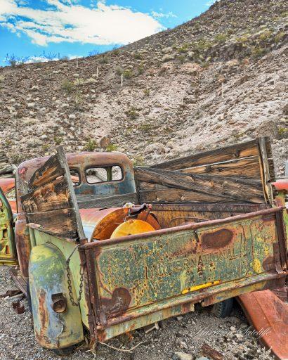 Old International - Death Valley NP, CA