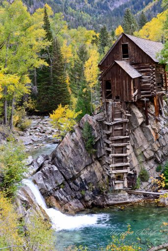 Crystal Mill - Crystal CO