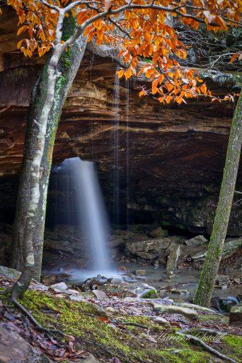 Arkansas, Waterfalls