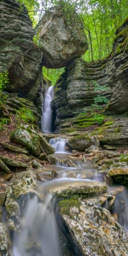 arkansas, waterfalls, Buffalo National River