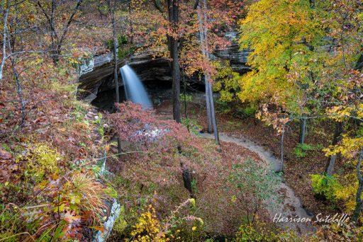 Tea Kettle Falls